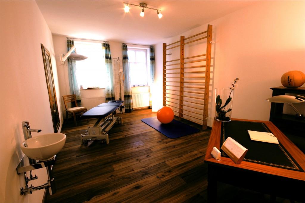 Ihre Physiotherapiepraxis in Zehlendorf freut sich auf Ihren Besuch.